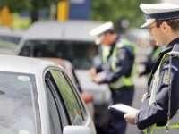 Poliţiştii rutieri în acţiune la Baia Sprie şi Ocna Şugatag