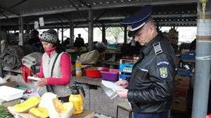 Poliţiştii sigheteni au acţionat pentru prevenirea comerţului ilicit