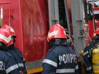 Pompierii maramureșeni au intervenit în perioada Sărbătorilor Pascale la 7 situații de urgență