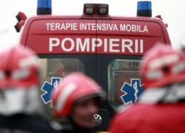 Pompierii militari maramureșeni au intervenit la 6 situații de urgență în ultima zi