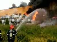 Pompierul care a murit în incendiul de la Jilava va fi avansat în grad de ministrul Tobă