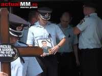 Pompierul din Baia Mare care s-a sinucis în Cluj a fost condus pe ultimul drum