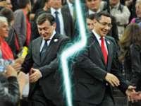 Ponta aşteaptă la Guvern demisiile miniştrilor PNL