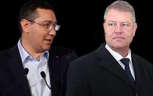 Ponta, câștigător al alegerilor prezidențiale, conform ultimului sondaj SOCIOPOL