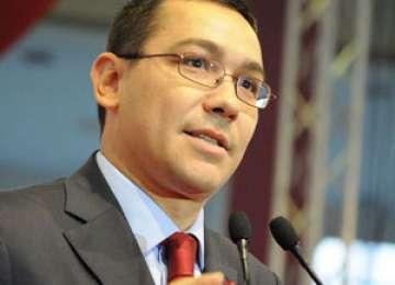 Ponta: Domnul Băsescu a avut nevoie de un Guvern condus de mine ca să-şi atingă ţintele bugetare