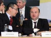 Ponta, interimar la Finanţe, Niţă la Economie după demisiile lui Chiţoiu şi Gerea