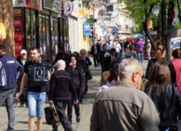 Populația României a scăzut cu aproape 5.700 de persoane, în luna mai