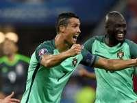 Portugalia e prima finalistă de la EURO 2016, după 2-0 cu Țara Galilor