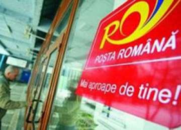 Poşta Română a lansat un serviciu pentru transferul banilor din străinătate la domiciliul destinatarului