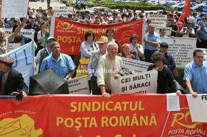 Poștașii din Maramureș au declanșat un protest spontan după ce au aflat că le vor fi reduse salariile