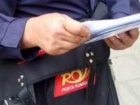 Poștașii din Sighetu Marmației și Baia Mare protestează pentru salarii mai mari