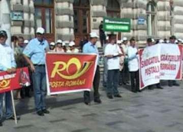 Poștașii vor declanșa, marți, grevă japoneză în toată țara