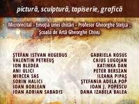 POVESTE DE TOAMNĂ - Pictură, sculptură, tapiserie, grafică