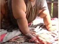 POVESTE DRAMATICĂ - Un copil de șase ani are 120 de kilograme