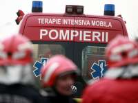 Prahova: Persoană lovită de un tren la Sinaia; autoritățile caută trupul