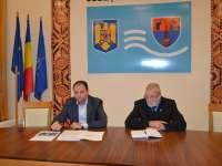 Prefectul Sebastian Lupuț a convocat prima ședință privind bugetul consolidat după învestirea sa