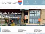 """Prefectura Maramureș are o nouă pagină web, """"modernă și dinamică"""""""