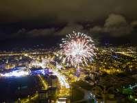 Pregătirile pentru Festivalul Castanelor, pe ultima sută de metri. Circulație restricționată în Baia Mare