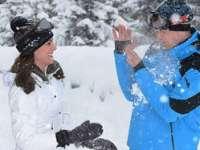 """Presa britanică îl critică pe prințul William """"cel leneș"""" după publicarea imaginilor de la schi"""