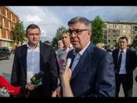 Președintele Camerei deputaților, Valeriu Zgonea, întâlnire cu electoratul din Sighetu Marmației