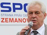 Președintele ceh solicită un referendum privind apartenența țării sale la UE și NATO