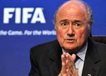 Președintele FIFA va fi primit de Papa Francisc într-o audiență privată