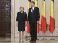 Preşedintele Klaus Iohannis a cerut demisia premierului Viorica Dăncilă
