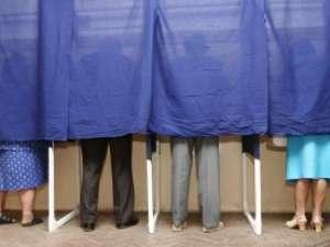 Prezenta la vot în Maramureș, la ora 13.00, a fost de 22.94%