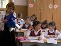 Prima etapă de înscriere în învățământul primar începe luni - 27 februarie