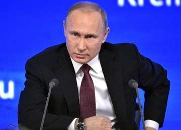 Prima reacție a lui Vladimir Putin după atacul SUA asupra Siriei
