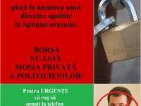 Primăria Borșa, ÎNCHISĂ pe durată NEDETERMINATĂ în semn de protest