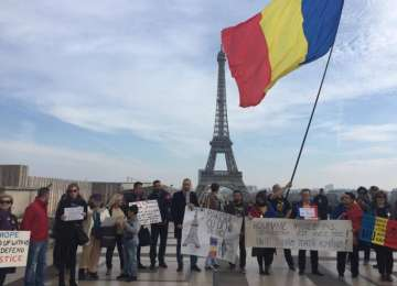 Primăria București a refuzat să autorizeze protestul românilor din diaspora de pe data de 10 august a.c.