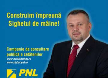 Primăria Sighet - un SRL personal al primarului TIR-ist Ovidiu Nemeş