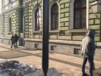 Primarul municipiului Sighet, Horia Scubli, oferă câteva explicații legate de `Cuiul de pe Pietonală`