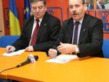 Probleme la ședința de constituire a Consiliului Județean. Liberalii Mircea Man și Gheorghe Bîrlea nu au fost validați