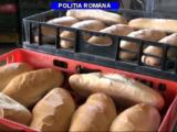 Produse de panificație confiscate și amenzi în valoare de 25.000 de lei aplicate de polițiștii maramureșeni