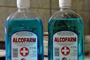 Produsul cosmetic Alcofarm a provocat moartea a 14 persoane în Bihor