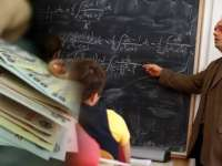 Profesorii vor primi salariile doar în data de 14 aprilie a.c., nu înainte de Paște așa cum s-a anunțat inițial