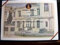 Profesorul universitar Nicolae Iuga a fost distins cu Premiul Academiei Române pentru Filosofie