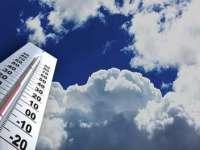 PROGNOZA METEO PENTRU URMĂTOARELE ZILE - Vremea va fi frumoasă si se va încălzi