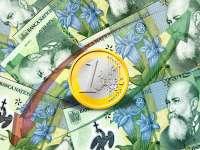 Prognoză pentru euro peste 4,7 lei în următoarele șase luni