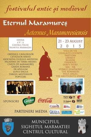 """Programul complet al Festivalului Antic și Medieval """"Aeternus Maramorosiensis"""""""