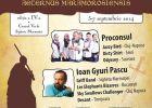 Programul Festivalului Antic şi Medieval Aeternus Maramorosiensis