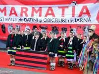 """Programul Festivalului de datini """"MARMAŢIA 2014"""""""