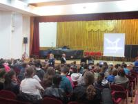 Proiect Educațional - SĂPTĂMÂNA PREVENIRII CRIMINALITĂŢII