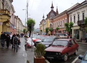 PROIECT: Faţadele clădirilor istorice din Sighetu Marmaţiei vor fi recondiţionate