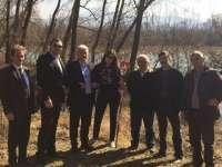 Proiectul noului pod peste Tisa bate pasul pe loc. Autoritățile caută vinovaţi