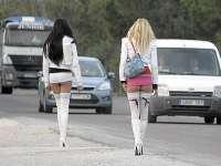 Prostituate amendate cu 5.000 de lei de polițiștii băimăreni