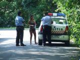 Prostituate amendate de polițiștii băimăreni