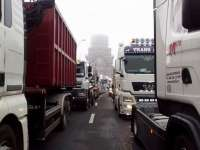 PROTEST: Transportatorii din Maramureș vor ieși în stradă